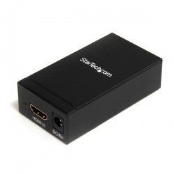 StarTechcom - Adaptador Conversor de Vdeo HDMI DVI a DisplayPort DP 1920x1200 - Cable Convertidor Activo