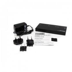 StarTechcom - Multiplicador HDMI de 2 puertos y amplificador de seal - Splitter - 1920x1200 -1080p
