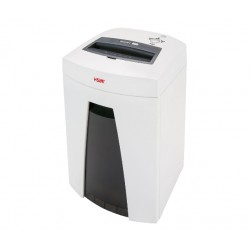 HSM - SECURIO C18 triturador de papel Particle-cut shredding 23 cm 55 dB Blanco