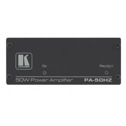 Kramer Electronics - PA-50HZ amplificador de audio 10 canales Rendimiento/fase Negro