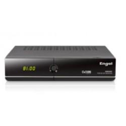 Engel - RS8100Y descodificador para televisor IPTV Satlite Full HD Negro