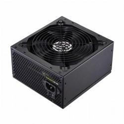 TooQ - FUENTE ATX 650W PFC COOLER 14CM SILENCIOSO CAJA RETAIL NEGRO NIQUELADO