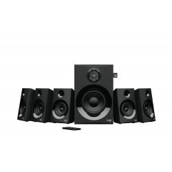 Logitech - Z607 51 canales 80 W Negro