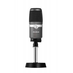 AVerMedia - AM310 PC microphone Almbrico Negro Plata