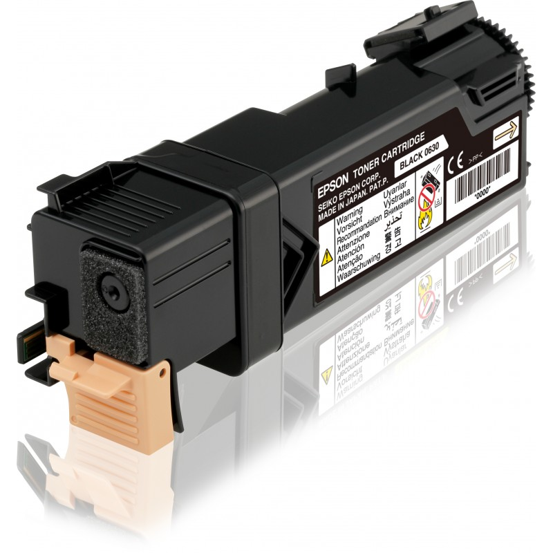 Epson - Cartucho de tner negro 3k - C13S050630