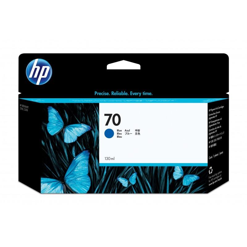 HP - 70 Original Azul