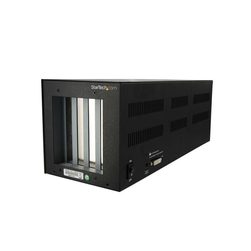 StarTechcom - Sistema de Caja de Expansin PCI Express a 2 PCI y 2 PCI-E - Longitud Completa