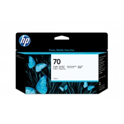 HP - 70 Original Foto negro