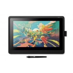 Wacom - Cintiq 16 tableta digitalizadora 5080 lneas por pulgada 34416 x 19359 mm Negro