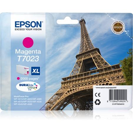 Epson - Eiffel Tower Cartucho T70234010 magenta XL