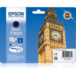 Epson - Big Ben Cartucho T70314010 negro L