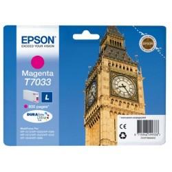 Epson - Big Ben Cartucho T70334010 magenta L