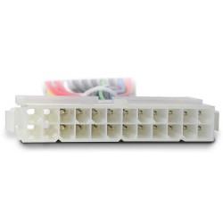 StarTechcom - Cable Adaptador de Alimentacin ATX de Placa Base de 20 a 24 Pines 6 pulgadas - M/H