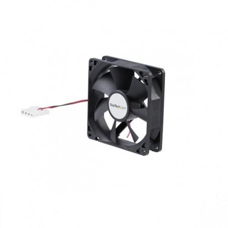 StarTechcom - Ventilador Fan para Caja de Ordenador PC Torre - 92x25mm - Conector LP4