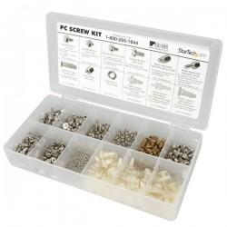 StarTechcom - Kit de Tornillos para PC Deluxe - Tornillos Tuercas y Separadores