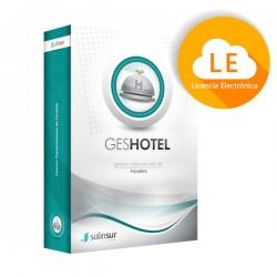 Solinsur - SOFTWARE GESHOTEL LICENCIA ELECTRO GESTION HOTELES