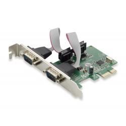 Conceptronic - SRC01G tarjeta y adaptador de interfaz Interno RS-232