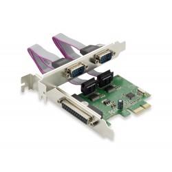 Conceptronic - SPC01G tarjeta y adaptador de interfaz Interno Paralelo RS-232