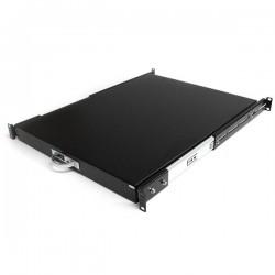 StarTechcom - Estante Bandeja Deslizante Telescpica para Armario Rack Servidores 055m de Profundidad