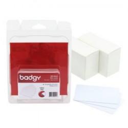 Evolis - CBGC0020W tarjet de plstico en blanco