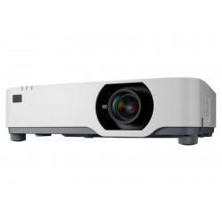 NEC - P525UL videoproyector Proyector instalado en techo / pared 5000 lmenes ANSI 3LCD WUXGA 1920x1200 Blanco