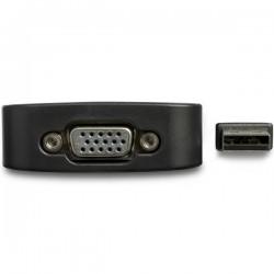 StarTechcom - Adaptador de Vdeo Externo USB a VGA - Tarjeta Grfica Externa Cable - 1920x1200