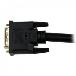 StarTechcom - Cable HDMI a DVI 10m - DVI-D Macho - HDMI Macho - Adaptador - Negro