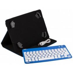 SilverHT - Funda Universal Gripcase  Teclado 9 - 101 Bluetooth v31