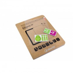 SilverHT - Protector de pantalla de cristal templado para Samsung TAB 101