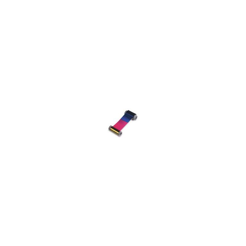 Zebra - Color Ribbon Ymcko 5PANEL cinta para impresora 330 pginas