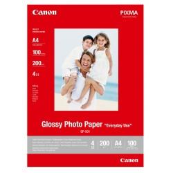 Canon - GP-501 papel fotogrfico Brillo A4