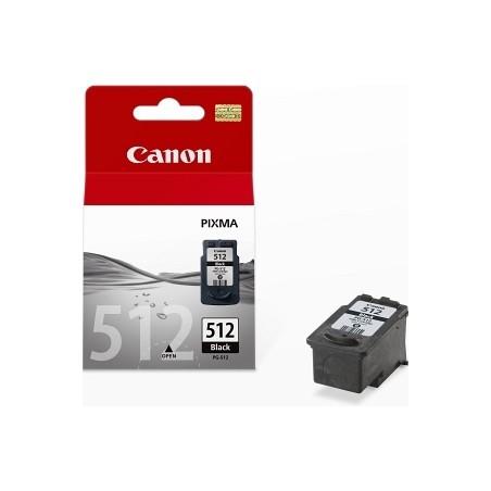 Canon - PG-512 Original Negro 1 piezas - 2969B009