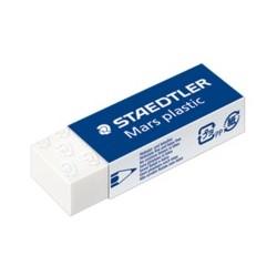 Staedtler - Mars plastic goma Blanco 20 piezas