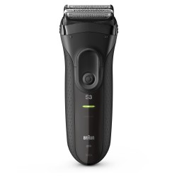 Braun - Series 3 3020 Mquina de afeitar de lminas Recortadora Negro