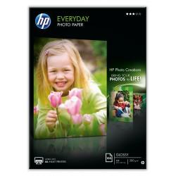 HP - Q2510A papel fotogrfico A4 Brillo