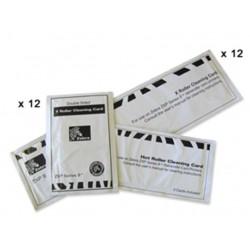 Zebra - ZXP Series 8 Cleaning Card Kit