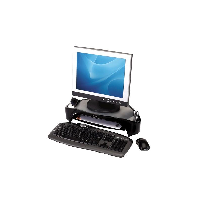 Fellowes - 8020801 soporte para monitor 533 cm 21 Negro