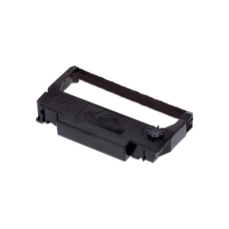 Epson - Cartucho ERC38BR para TM-300/U300/U210D/U220/U230 negro/rojo