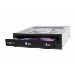 LG - GH24NSD5 unidad de disco ptico Interno Negro DVD Super Multi DL