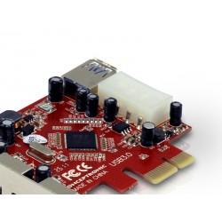Conceptronic - C4USB3EXI tarjeta y adaptador de interfaz Interno USB 32 Gen 1 31 Gen 1