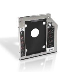 AISENS - A129-0151 accesorio para portatil Adaptador de disco duro / unidad de estado slido para ordenador porttil