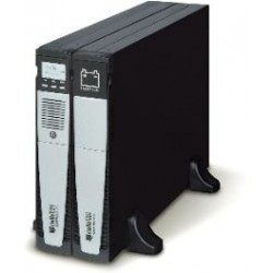 Riello - Sentinel Dual 1000VA sistema de alimentacin ininterrumpida UPS