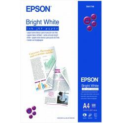 Epson - Bright White Inkjet Paper - A4 - 500 hojas