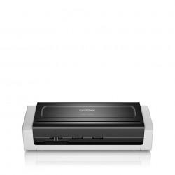 Brother - ADS-1700W escaner 600 x 600 DPI Escner con alimentador automtico de documentos ADF Negro Blanco A4