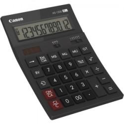 Canon - AS1200HB calculadora Escritorio Calculadora bsica Gris