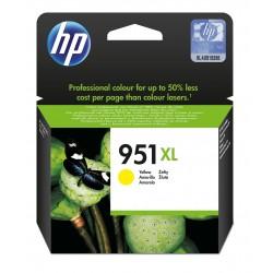 HP - 951XL 1 piezas Original Alto rendimiento XL Amarillo para impresin de fotografas