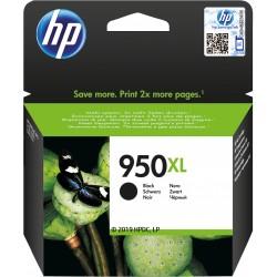 HP - 950XL 1 piezas Original Alto rendimiento XL Negro