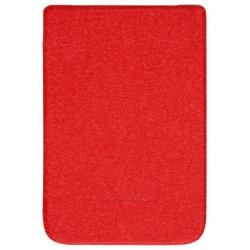 Pocketbook - WPUC-627-S-RD funda para libro electrnico Folio Rojo 152 cm 6