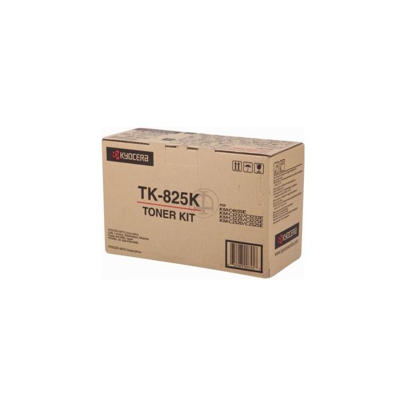 KYOCERA - TK-825K 15000pginas Negro
