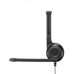 Sennheiser - PC 7 USB Auriculares Diadema Negro